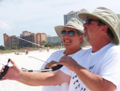 Jay & Bob - fun day in Clearwater FL