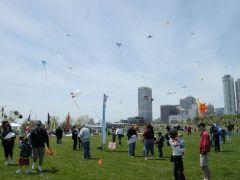 2008 Kite Festivals - Milwaukee WI Lakefront