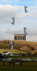 The Flying Squad - Printed SUL Revs.  Penshaw's Monument