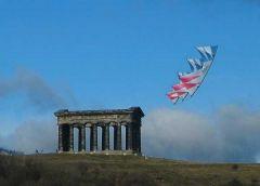 Progressive Stack over Penshaw's Monument