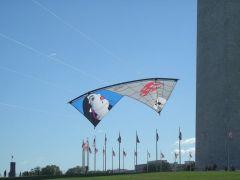 Dark Lady by Randy Tom at The Washington Monument 10-16-10