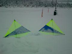 Rev 1 in the snow