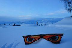 Bazzer Eyes at Denali