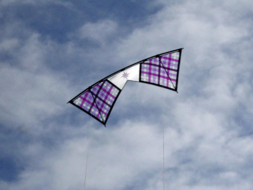 135% Shook mesh in the sky