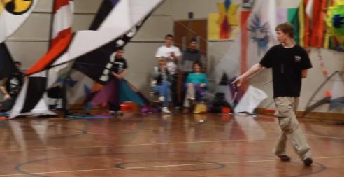 Spencer Watson – Indoor Rev video takes off!